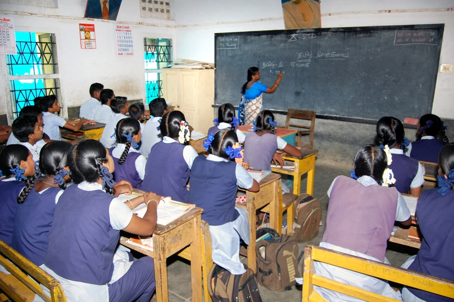 Secondary Class Room